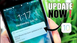 Update to iOS 10.3.3 NOW ! Why You Should Consider itTwitter:  http://twitter.com/idevicehelpusFacebook: http://full.sc/16O2BOUiOS 10.3.3 Final Version Released & Jailbreak information Updatehttps://youtu.be/HYYfkQVHvNsApple Security Released Notes: iOS 10.3.3https://support.apple.com/en-us/HT207922More Crazy Hacks, Tricks & Glitches on iOS 11https://youtu.be/BE27CsOjAX43 Amazing AppStore Apps (Emoji Edition)https://youtu.be/DLQh9CH_eSYCrazy Tricks & Glitches in iOS 11https://youtu.be/hxmzEm_e7TAGet iOS 11 Looks & Features in iOS 10 Jailbreakhttps://youtu.be/DhI3-nTicogiOS 11 Beta 3 Follow up More New Features & Changeshttps://youtu.be/6OhSKo2j2ioiOS 11 Beta 3 Battery Test Vs Beta 2 https://youtu.be/2sRl_cwdj5wiOS 11 Beta 1 Vs Beta 2 Battery Performance And iOS 10.3.3 Beta 4https://youtu.be/TWy34Ne8aZciOS 11 BETA 3 is out What's new ?https://youtu.be/9YgQGz-wLyQ