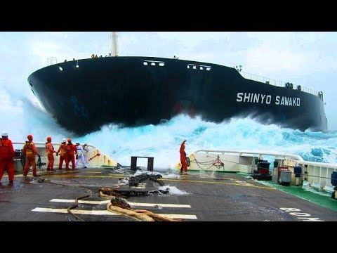 10 Biggest Ships On Earth