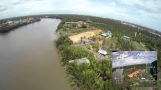 Chachoengsao Thailand  city photo : FPV Quadcopter - TBS Discovery - Na Muang - Chachoengsao - Thailand - Dragon Link