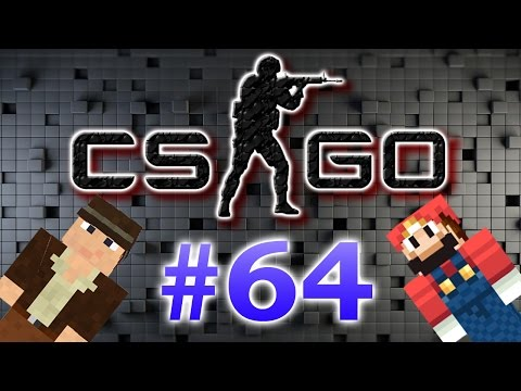 Играем в Counter-Strike GO (64 серия)