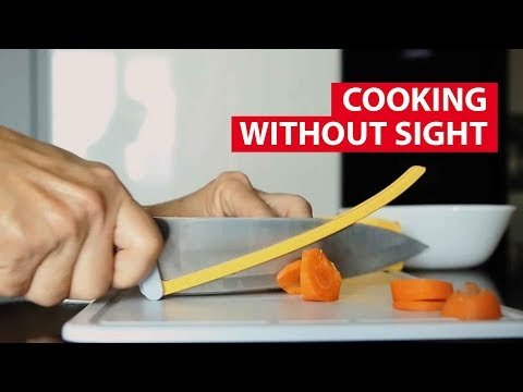 Young Designer Creates Cooking Tools For The Blind | Made In Singapore | CNA Insider