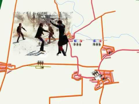 Freiheitskriege: Verlauf der Schlacht bei Großgörsche ...