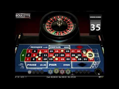 Как играть в игровой автоматФранцузская рулетка (french roulette) - характеристики и правила