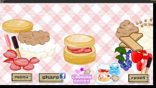 Strawberry Shortcake Dressup YouTube video