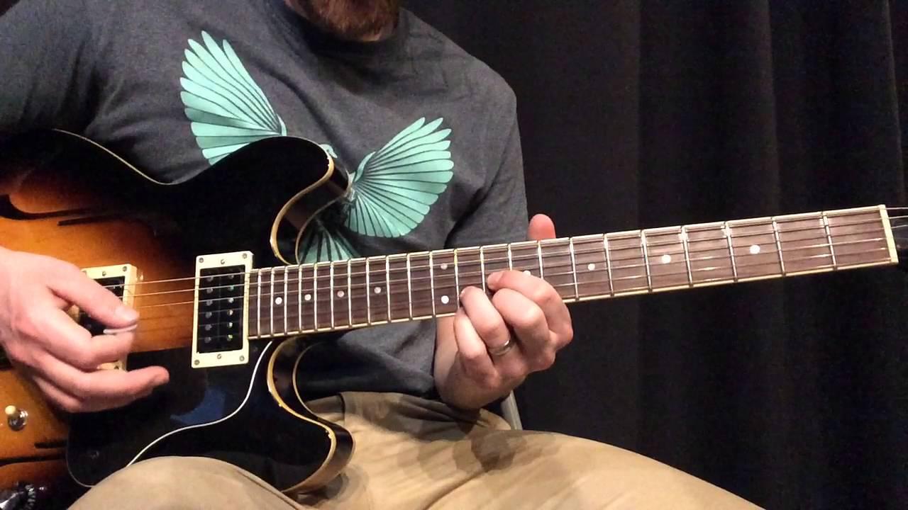 How Great Thou Art – Electric Guitar