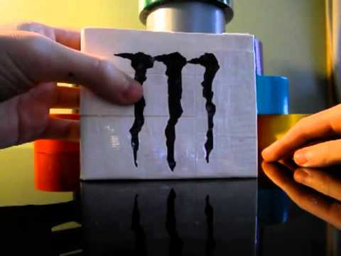 Monster Energy duct tape wallet!
