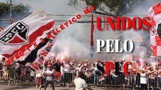 #UNIDOSPELOSPFCNão lançamos o movimento Aderimos/Quarta-feira estaremos em Curitiba #NÃODESISTIREMOSSão Paulo futebol clube para sempre
