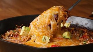 One-Pot Enchilada Rice by Tasty