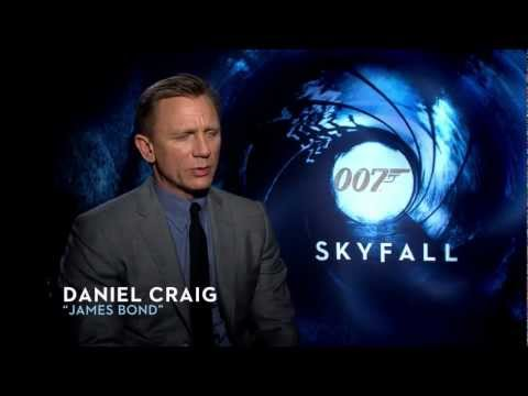"New ""Skyfall"" Featurette: See It in IMAX"