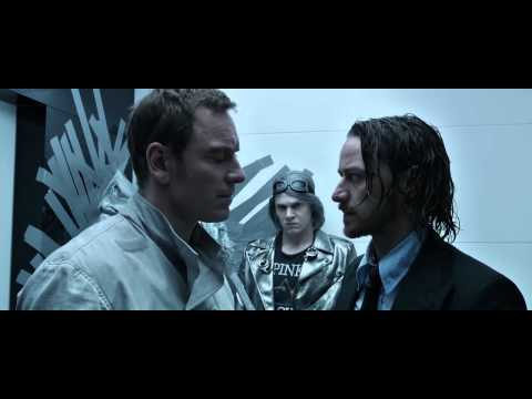 Quicksilver kitchen scene without slow motion