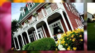 Caraquet, New Brunswick:Hotel Paulin Travelvideo Postcard