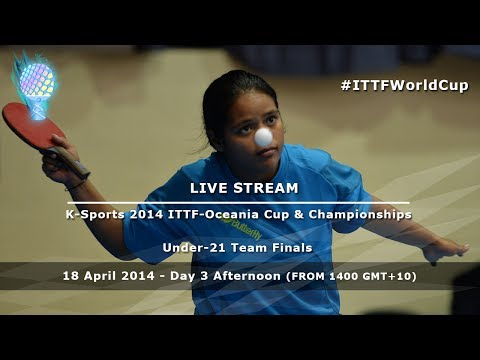Cup - The next match starts 16:00 GMT +10 The ITTF-Oceania Cup is the premier Table Tennis event on the ITTF-Oceania calendar.The event sees a total prize pool of ...