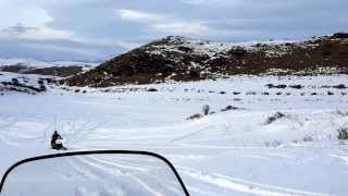 6. Ski-Doo Grand Touring 2014