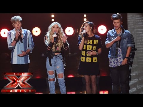 only - Visit the official site: http://itv.com/xfactor Earlier today, Charlie from Only The Young tried to take over this very website as he joined in the fun backstage at The X Factor. But tonight...