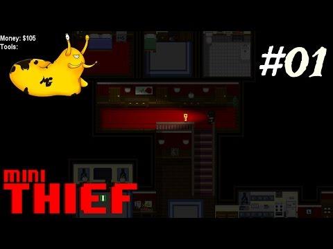 Let's Play – Mini Thief –Episode 1 [Dag Nabbit]: