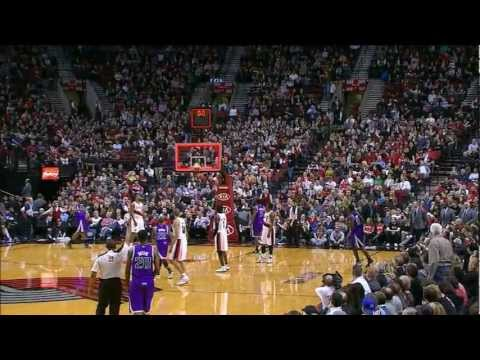 Top 10 NBA Highlights Jan 23rd, 2012