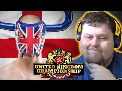 WWE U.K. Championship Tournament roster reveal - Part 1 Reaction