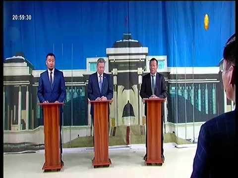 """Л.Болд """"Ардын парламент"""" нэвтрүүлэгт оролцож, Үндсэн хуулийн өөрчлөлтийн талаар ярилцлаа"""