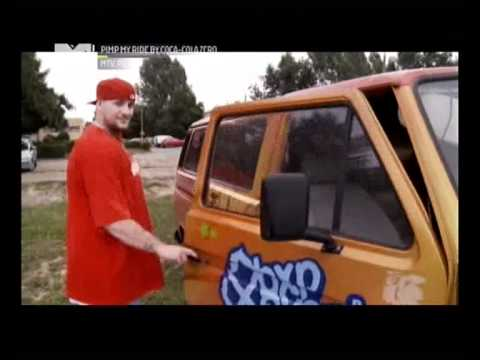 Pimp My Ride By Coca Cola Odcinek 6 Czesc 1.avi