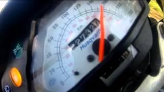 9. Husqvarna SM610S (2000)  top speed