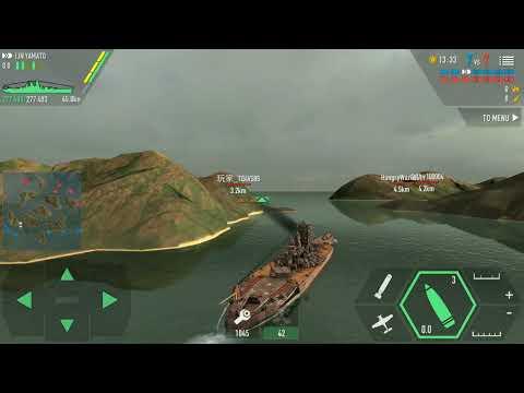 Battle of warships 1.64.3 : New YAMATO JAPAN