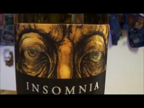 Creepy wine Bottle