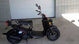 7. 2013 Ruckus SALE at Honda of Chattanooga / TN Scooters For Sale NPS50