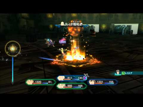 Tales of Xillia Shows Off 12 Gameplay Trailers