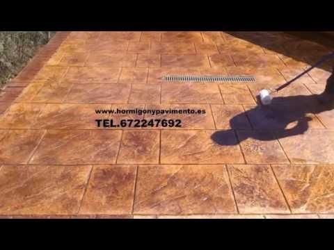 Hormigon Impreso Rezmondo 672247692 Burgos