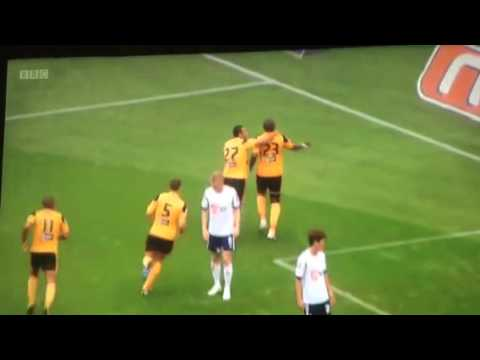 Millwall vs Bolton highlight - Football.