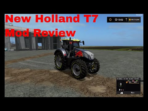 New Holland T7.315 v1.0