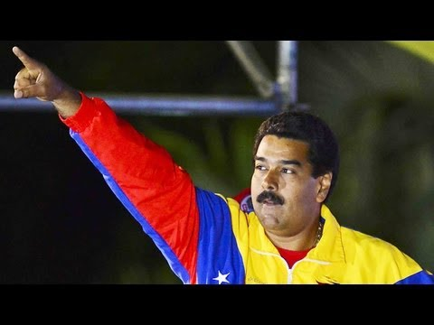 A Narrow Presidential Win in Venezuela
