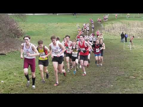 Under 17 Men South of England Cross Country Championships 26012019