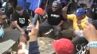 Saste Takoja @ Hon-dah Powwow 2008