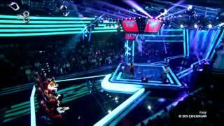 """Bade Karakoç finale seçilmek için """"Hurt"""" şarkısını seslendirdi"""