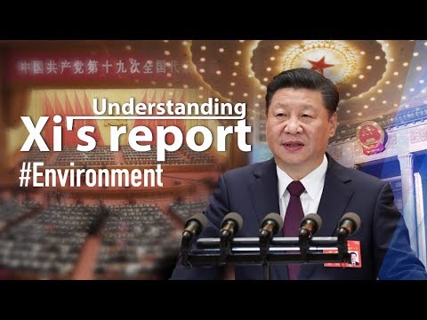 What is China's strategy on green development?