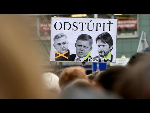Slowakei: Erneut Proteste wegen Jan Kuciak
