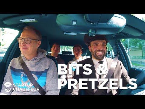 Startup Chauffeur Episode 4  - Bits & Pretzels