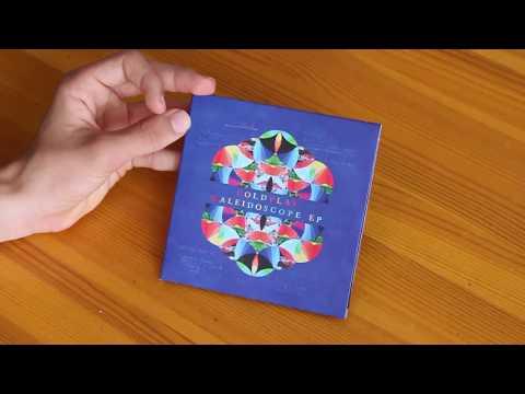 Coldplay - Kaleidoscope EP | UNBOXING