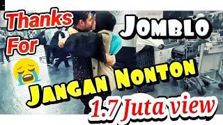 Jomblo jangan nonton ! Moment pertemuan LDR indonesia hongkong