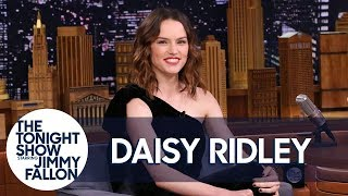 Video Daisy Ridley Bartended a Star Wars Wrap Party MP3, 3GP, MP4, WEBM, AVI, FLV Maret 2018