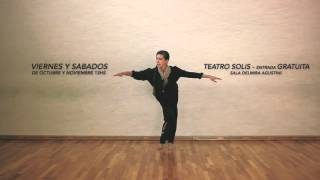 Ciclo Solos al Mediodía - Danza contemporánea
