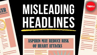 Video: Can you spot the misleading headlines in these hypothetical health studies?