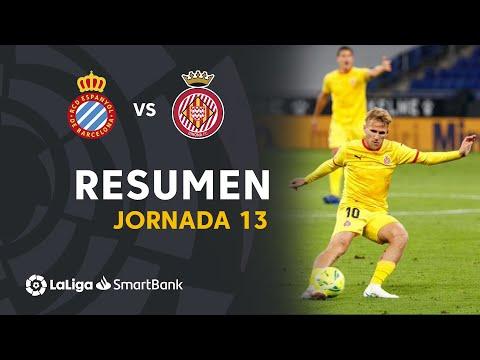Resumen de RCD Espanyol vs Girona FC (1-2)