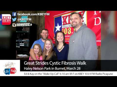 Great Strides Cystic Fibrosis Walk, March 28