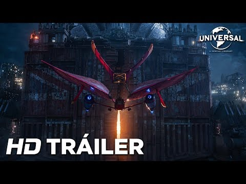 MORTAL ENGINES - Tráiler 3 (Universal Pictures) - HD