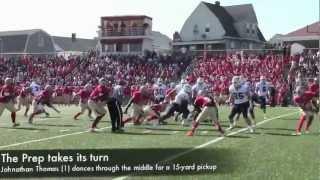 Boston Herald High School Football: No. 2 St. John's Prep at No. 1 Everett