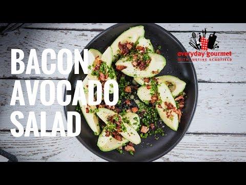 Bacon and Avocado Salad | Everyday Gourmet S7 E56