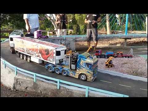 Rencontre camion RC Guadeloupe  Aout 2017