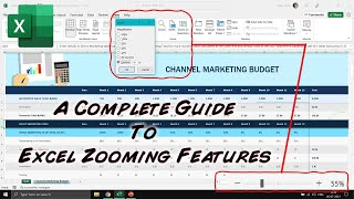 Nonton How to Use Zoom Feature in Microsoft Excel 2016 Tutorial   The Teacher Film Subtitle Indonesia Streaming Movie Download